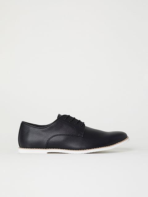 Туфлі чорні H&M 5107691