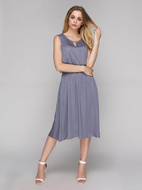 Платье серое Jet 5109903