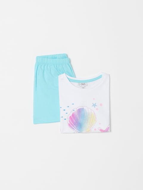 Піжама: шорти і футболка Oviesse 5064252