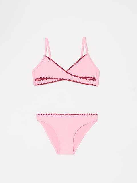 Купальник розовый Oviesse 5091416