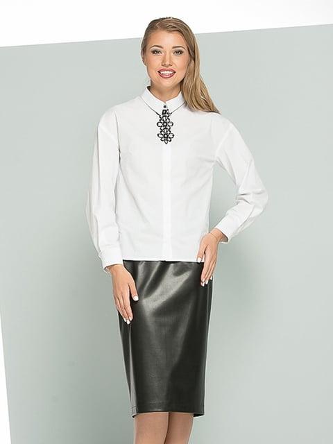 Блуза белая Lesya 5109706