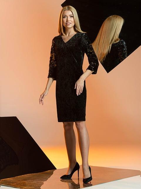 Платье черное Lesya 5109758