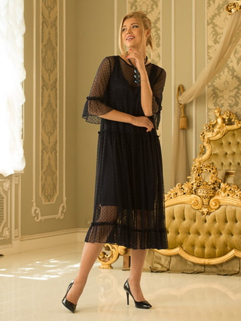 Сукня синя Lesya 5109771