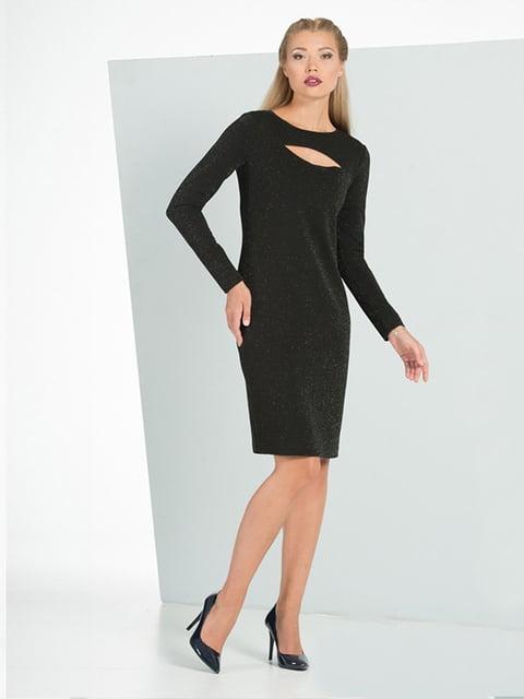 Платье черное Lesya 5109772