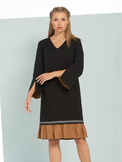 Платье черное Lesya 5109776