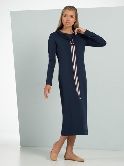 Платье синее Lesya 5109808