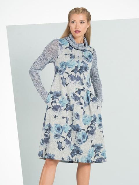 Сукня в квітковий принт Lesya 5109833
