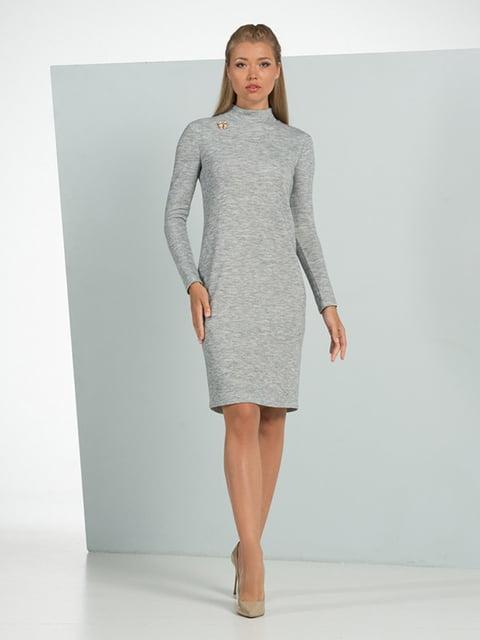 Сукня сіра Lesya 5109838
