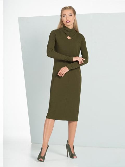 Сукня зелена Lesya 5109848