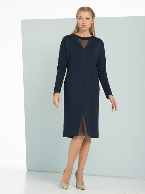 Платье синее Lesya 5109850