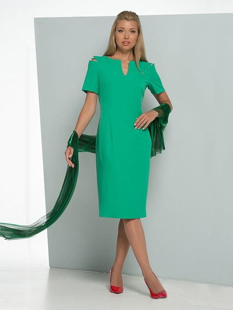 Сукня зелена Lesya 5109864
