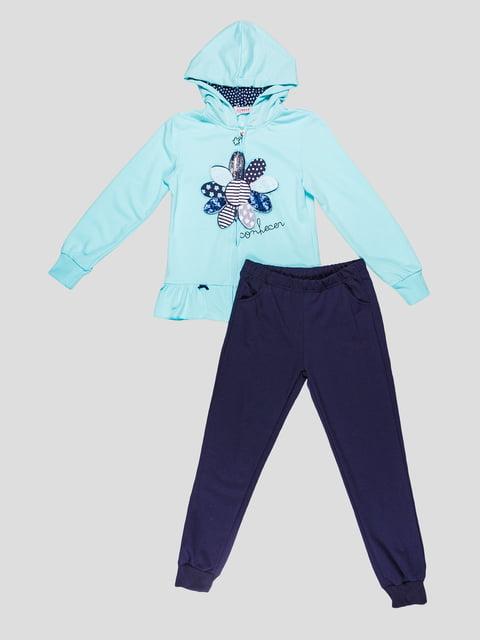 Комплект: толстовка и брюки Grace 5111006