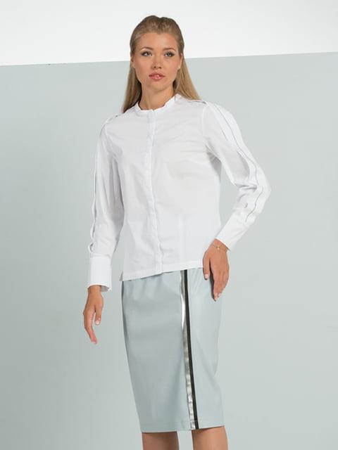 Рубашка белая Lesya 5109708