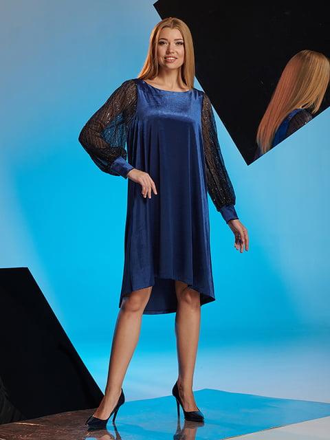 Сукня синя Lesya 5109761