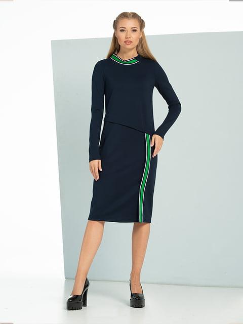 Сукня синя Lesya 5109823