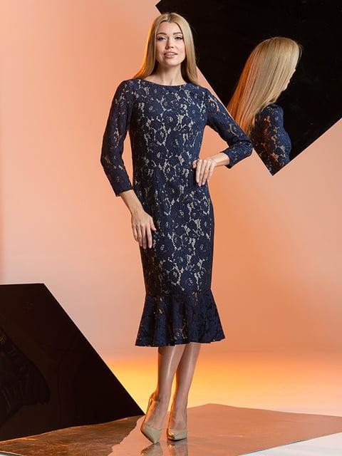 Сукня синя Lesya 5109829
