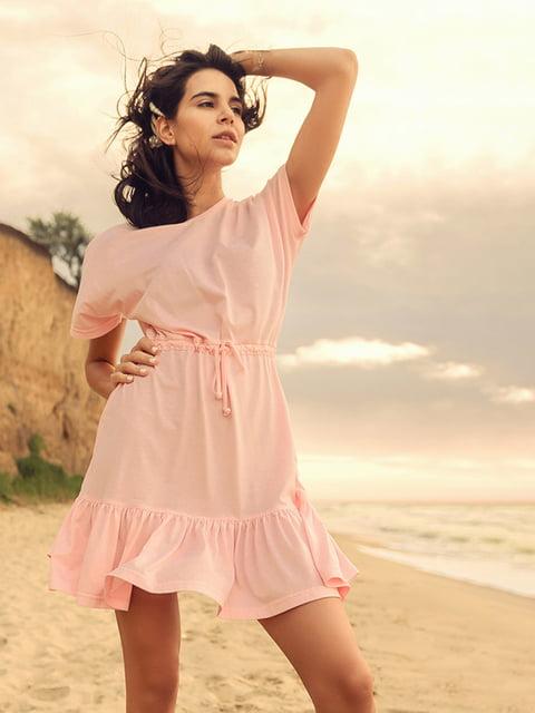 Платье розовое Gepur 5116521
