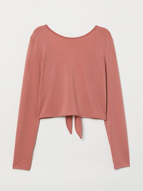 Джемпер рожевий H&M 5113348