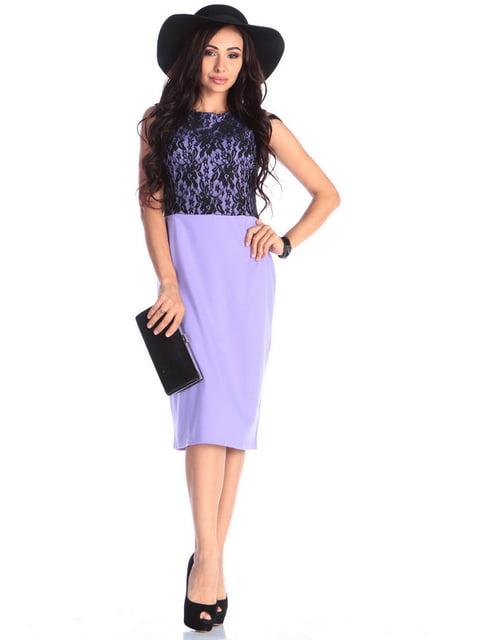 Сукня світло-фіалкового кольору Maurini 4712490