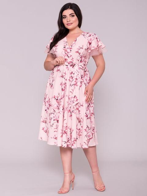 Сукня рожева у квітковий принт Modus 5094766