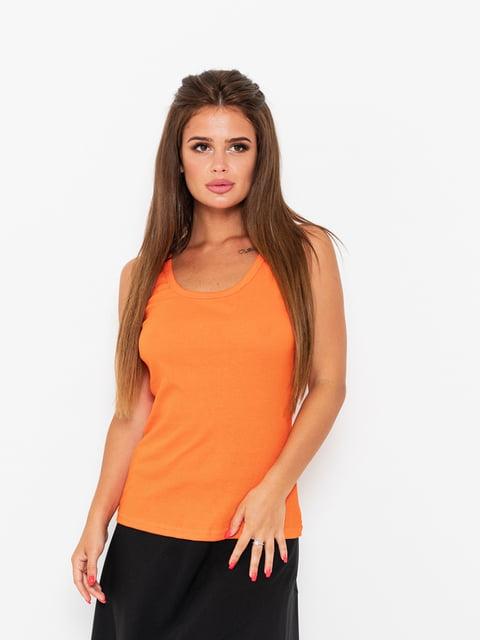 Майка оранжевая Magnet 5118018