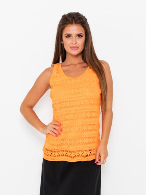 Майка оранжевая Magnet 5118033