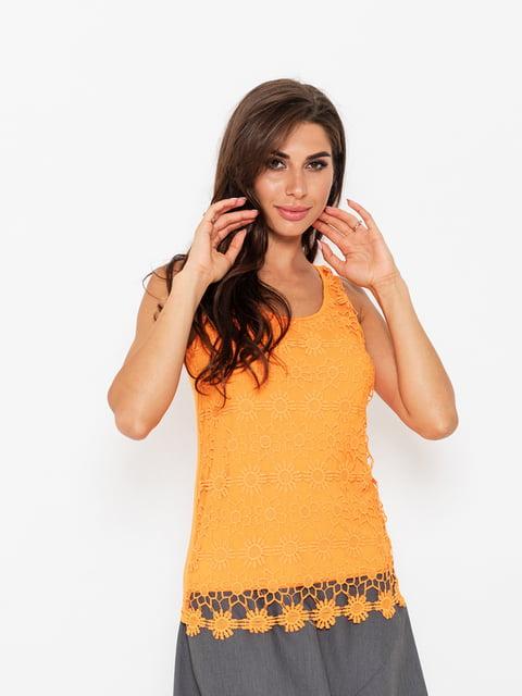 Майка оранжевая Magnet 5118035