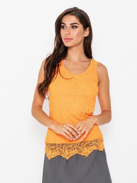 Майка оранжевая Magnet 5118036