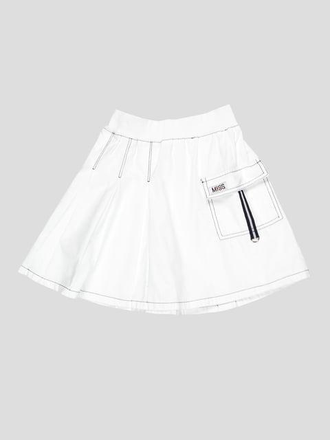 Юбка белая EUROKID 5102436