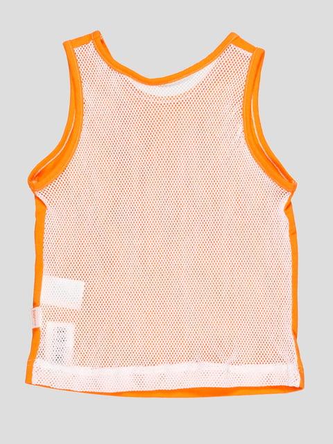 Майка оранжевая EUROKID 5102441