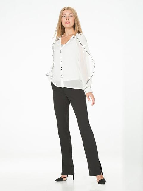 Блуза белая Lesya 5115713
