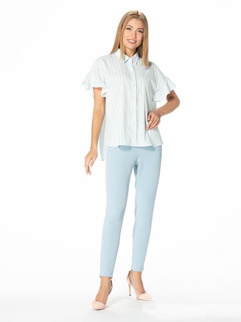 Рубашка в полоску Lesya 5115734
