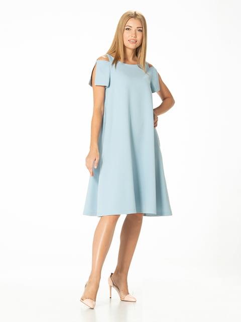 Платье голубое Lesya 5115915