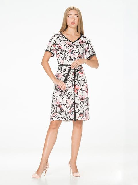 Сукня в квітковий принт Lesya 5115941