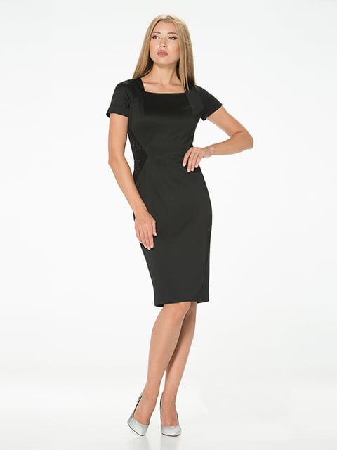 Платье черное Lesya 5115966