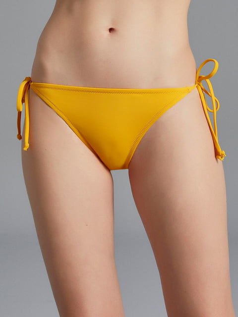 Трусы желтые купальные Penti 4884908
