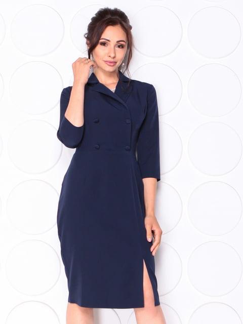 Платье темно-синее Laura Bettini 5123244