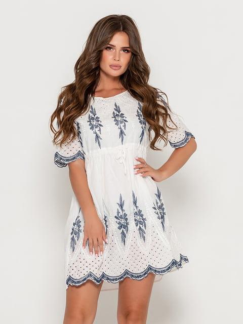 Платье белое Magnet 5114092