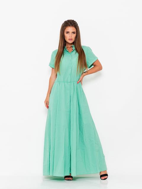 Платье мятного цвета Magnet 5124665
