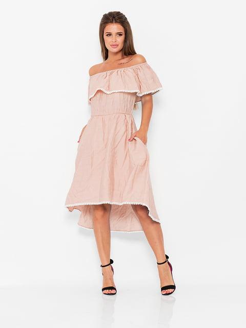 Платье розовое Magnet 5124688