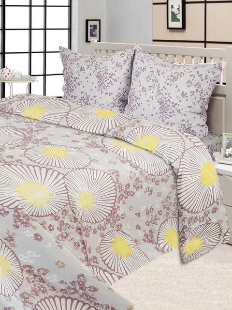 Комплект постельного белья двуспальный (евро) Ярослав 5124781