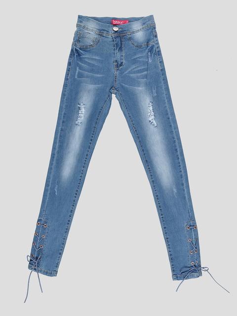 Джинси блакитні Grace 5124304