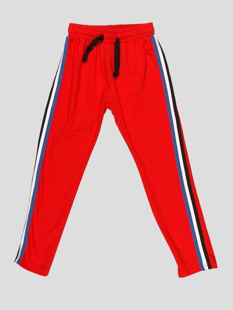 Штани червоні Glo-Story 5124301