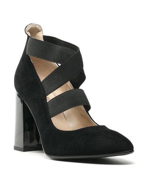 Туфли черные Blizzarini 5126259