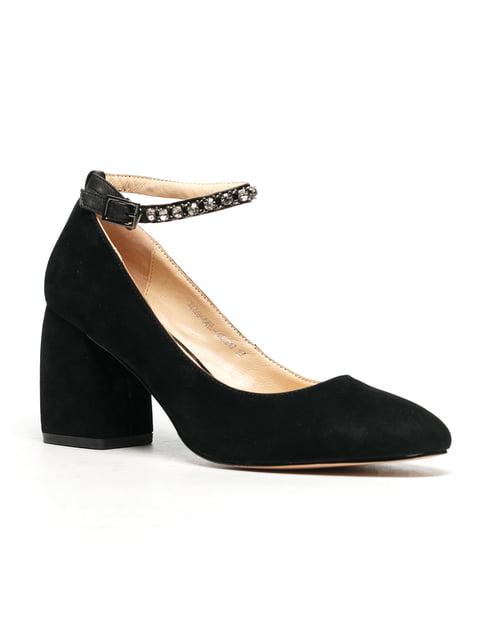 Туфли черные Blizzarini 5126262