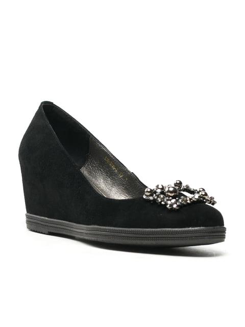 Туфлі чорні Blizzarini 5126257