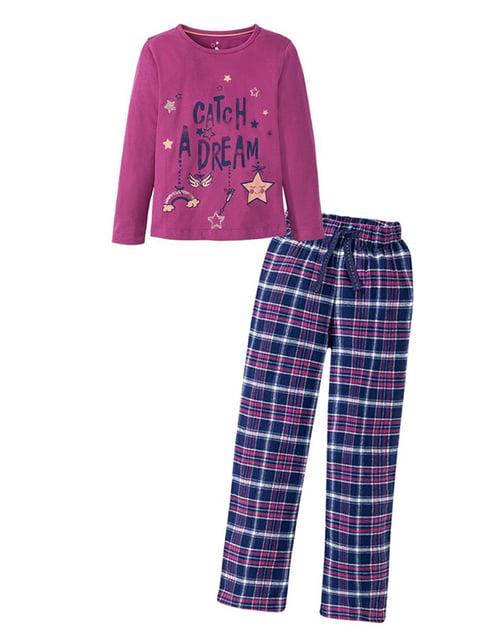 Піжама: лонгслів і штани Lupilu 5126472
