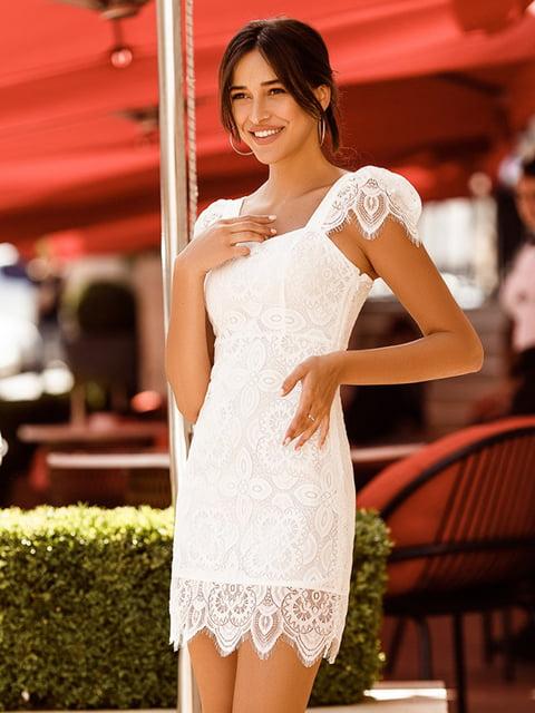 Сукня біла Gepur 5128755
