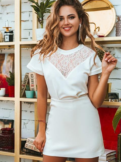 Блуза белая Gepur 5128761