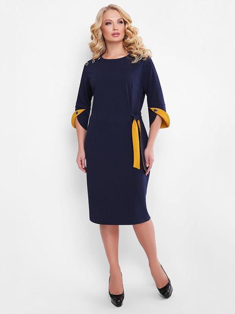 Платье синее VLAVI 5128950